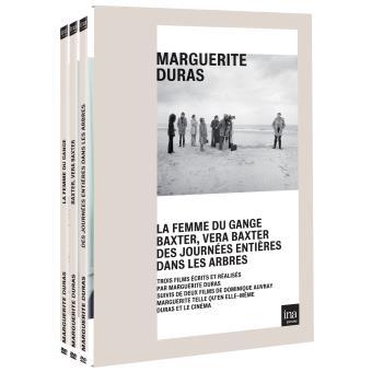 Marguerite Duras Coffret 3 films  DVD