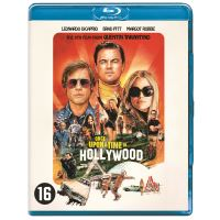Once upon a time in hollywood-BIL-BLURAY