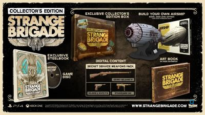 Strange Brigade Edition Collector Xbox One