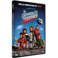 Les chimpanzés de l'espace DVD