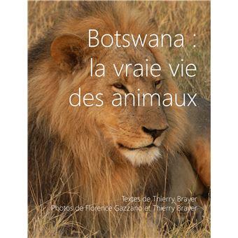 Botswana la vraie vie des animaux