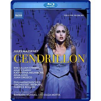 CENDRILLON/BLURAY