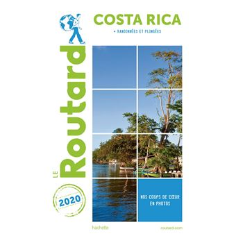 Guide Du Routard Costa Rica 2020 Broche Collectif Achat Livre Ou Ebook Fnac