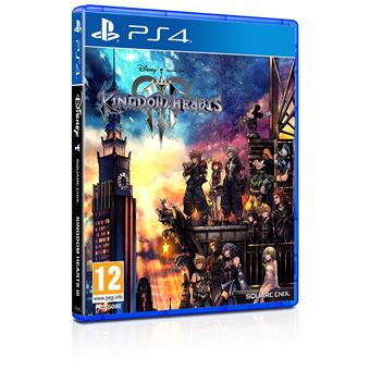 FND KINGDOM HEARTS 3 PS4