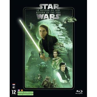 Star Wars Ep. VI: Return Of The Jedi-BIL-BLURAY