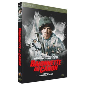 Baïonnette au canon DVD