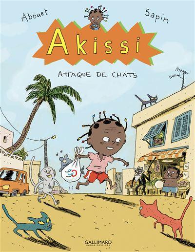 Akissi, 1 : Akissi
