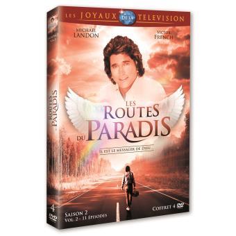 Les Routes du paradisSaison 2 Volume 2 - 4 DVD