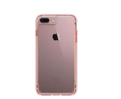 coque iphone 7 plus or rose