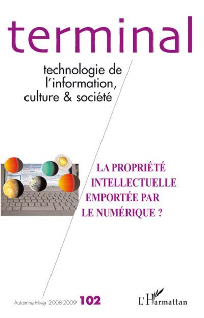 Propriété intellectuelle emportée par le numérique ?