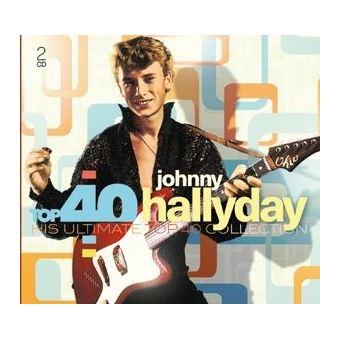 TOP 40 - JOHNNY HALLYDAY