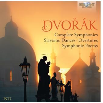 Complete Symphonies,Symphonic Poems, Overtures