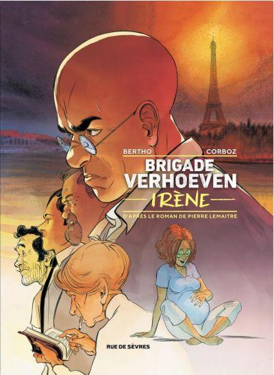Brigade Verhoeven - Irène - 9782810200221 - 6,99 €
