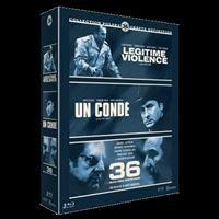 Coffret Polar Le 36 3 Films Blu-ray