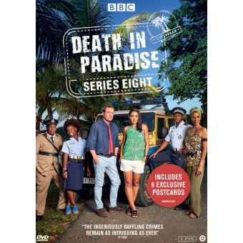 DEATH IN PARADISE S8-NL