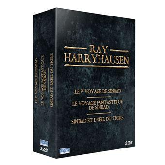 SinbadRAY HARRYHAUSEN-COFFRET-FR