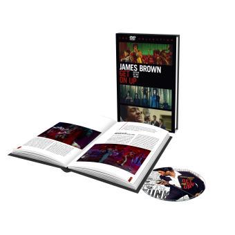 James Brown : Get on up Collection Ciné Rock'n'Soul Exclusivité Fnac DVD