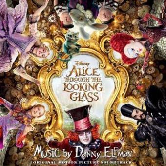 Alice de l'autre côté du miroir (Alice in Wonderland 2: Through the Looking Glass)