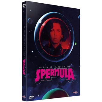 Spermula DVD