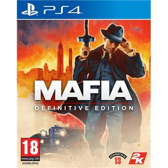 Mafia Definitive Edition FR/NL PS4