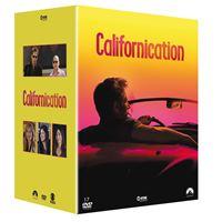 Californication L'intégrale de la série Coffret DVD