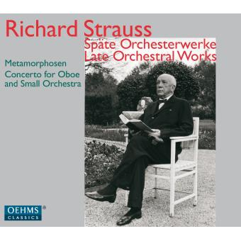 Late orchestral works