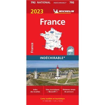 France - Frankrijk 2017 Indéchirable/onverscheurbaar