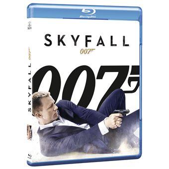James BondSkyfall Blu-ray