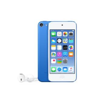 apple ipod touch 16 go bleu lecteur mp3. Black Bedroom Furniture Sets. Home Design Ideas