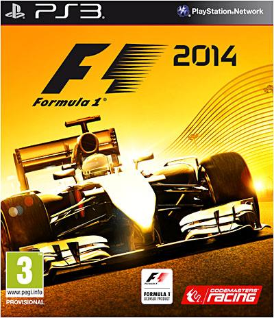 F1 2014 PS3 - PlayStation 3
