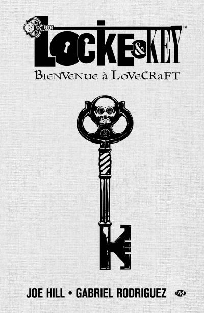Locke & Key, T1 : Bienvenue à Lovecraft ed collector