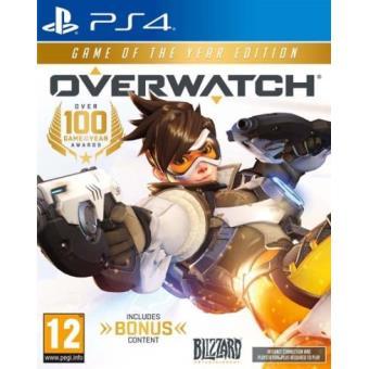 Overwatch (Goty Edition)   PS4