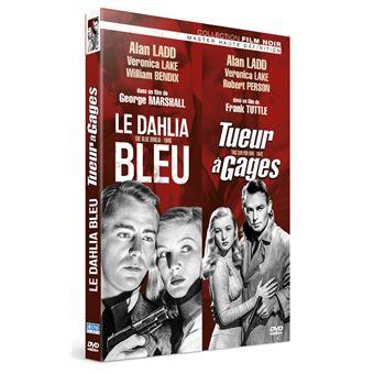 Le Dahlia bleu et Le tueur à gages DVD