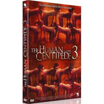 The Human Centipede 3 - DVD