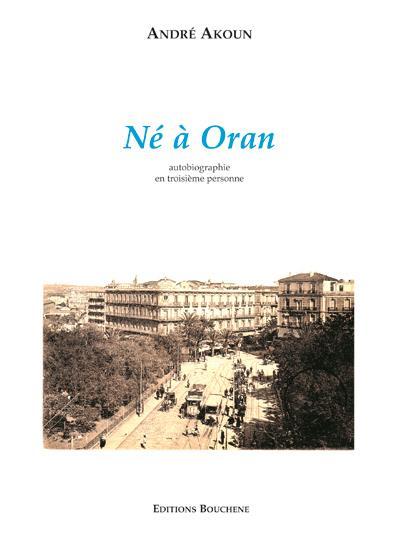 Né à Oran