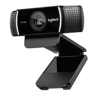 Logitech C922 Pro Stream Webcam Black
