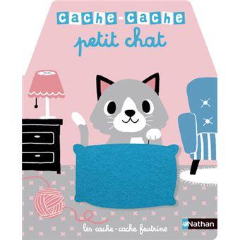 Cache-CacheCache-cache petit chat