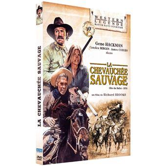 La chevauchée sauvage Edition Fourreau DVD