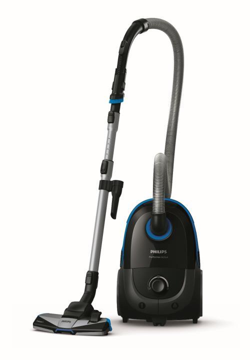 Aspirateur avec sac Philips Performer Active FC8578/09 650 W 4 L Noir intense