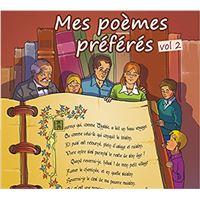 Mes poèmes préférés Volume 2
