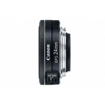Objectif reflex Canon EF-S 24 mm f/2.8 STM