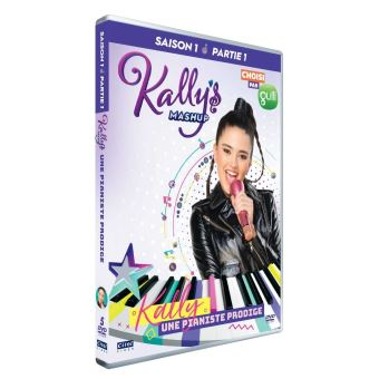 Kally's MashupKally's Mashup Saison 1 Partie 1 : Une pianiste prodige DVD