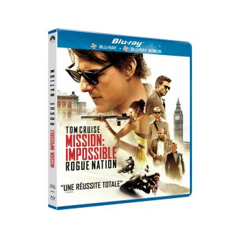 Mission : Impossible  Les FilmsMission : impossible - Rogue Nation Blu-ray