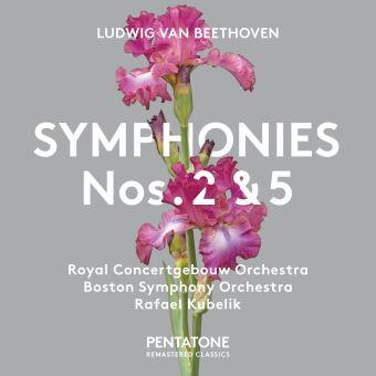 Symphonies numéros 2 et 5