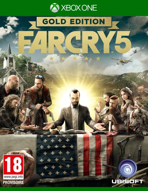 Far Cry 5 Edition Gold Xbox One