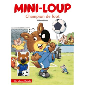 Mini-LoupChampion de foot