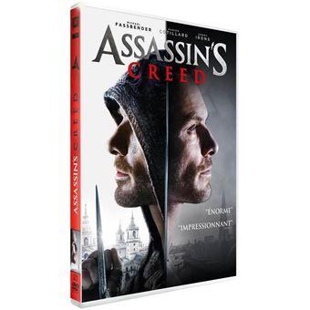 Assassin's creedAssassin's Creed DVD