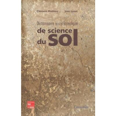 dictionnaireencyclopedique de la science du sol