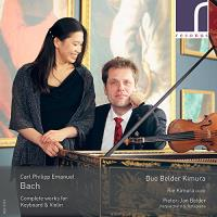 Bach : Complete works for Keyboard & Violin