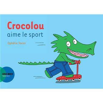CrocolouCrocolou aime le sport